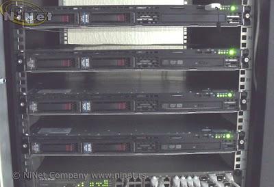 Prednosti dedicated servera