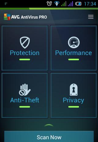 Avg Antivirus pro